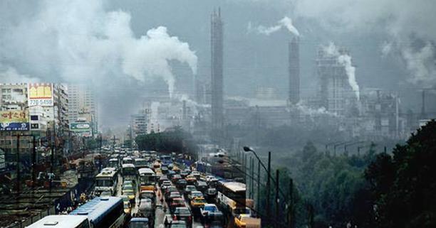 ปัญหาด้านสิ่งแวดล้อมและมลพิษ